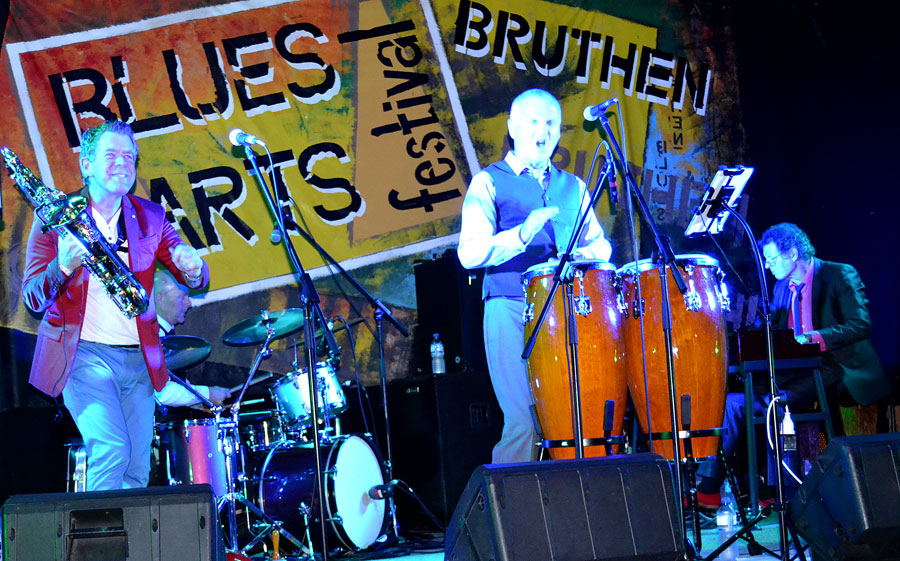 Bruthen Blues and Arts Festival 2015 - 1