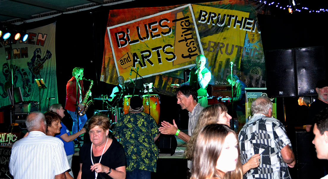 Bruthen Blues and Arts Festival 2015 - 3