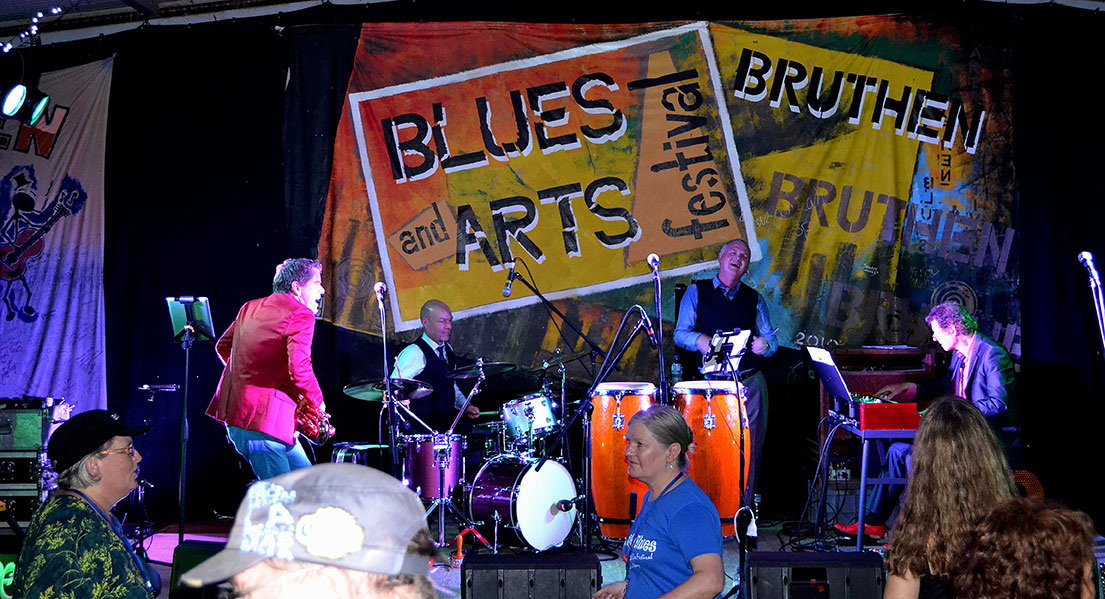 Bruthen Blues and Arts Festival 2015 - 4