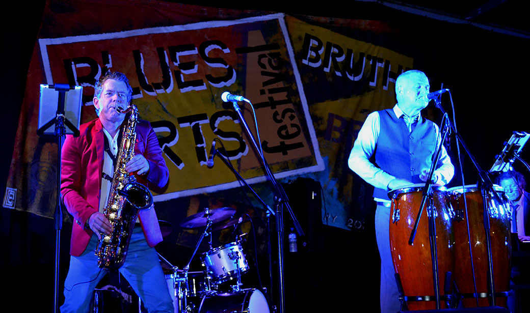 Bruthen Blues and Arts Festival 2015 - 6