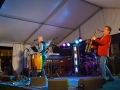 Counting in Brian Abrahams - The Jackson Four - Wangaratta Jazz and Blues Festival 2014
